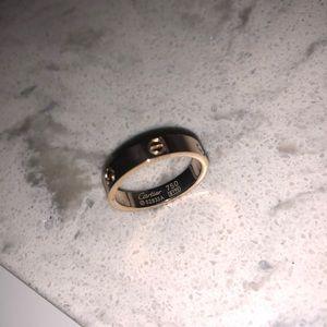 luxtury love ring